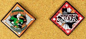 Baseball Quick Pins