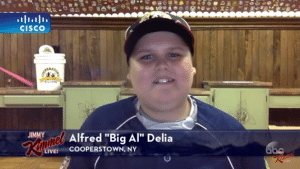 Afred Big Al Delia