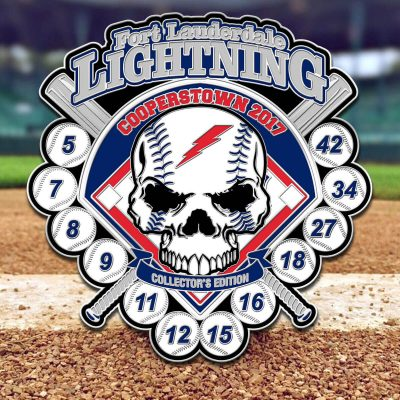 Extra Innings Trading Pin