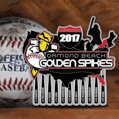 Five Tool Baseball Trading Pin