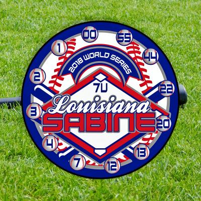 The Lou Gehrig uick Pin